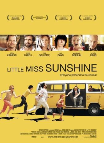 little miss sunshine リトル・ミス・サンシャイン